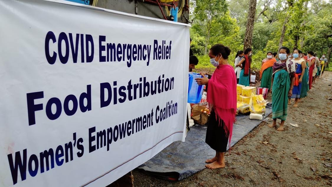 Emergency Relief in Cambodia & India