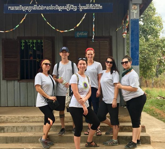 2018 Cambodia Volunteer Trip Updates